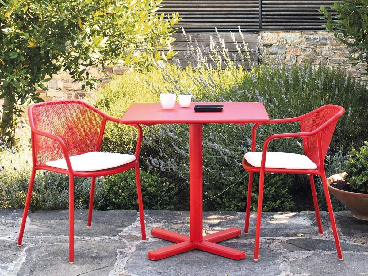 table de jardin haut gamme