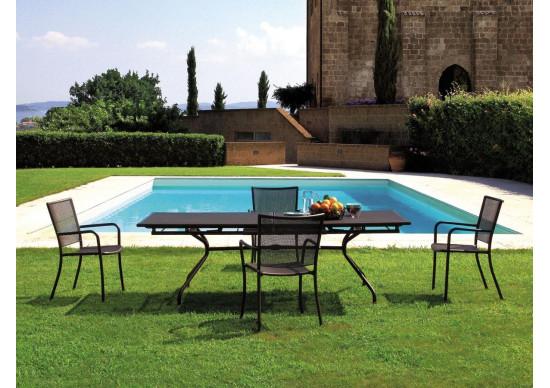 table de jardin 6 8 personnes athena emu achat en ligne. Black Bedroom Furniture Sets. Home Design Ideas