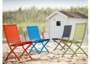 Chaise de jardin pliante VOLOS - JATI&KEBON