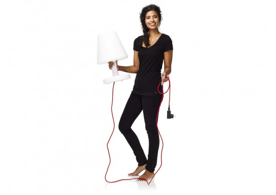 LAMPE EDISON THE MEDIUM - FATBOY