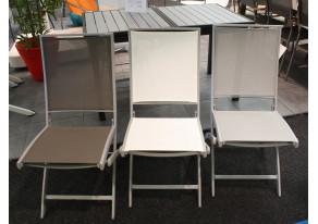 Chaise de jardin pliante VOLOS JATI&KEBON