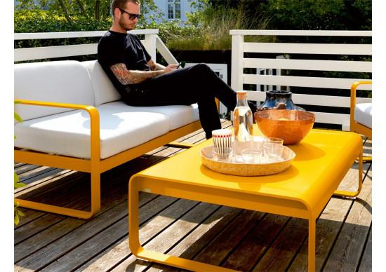 table basse bellevie fermob. Black Bedroom Furniture Sets. Home Design Ideas