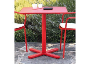 Table de jardin carrée DARWIN - EMU