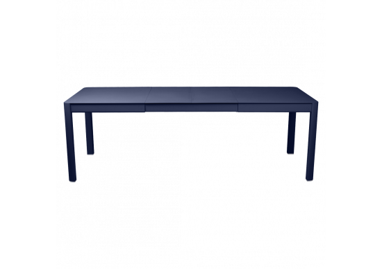 RIBAMBELLE table TABLE 2 ALLONGES 149/234 X 100 CM Fermob