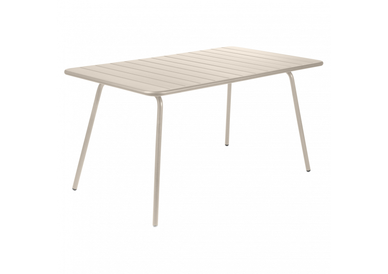 Table de jardin rectangle LUXEMBOURG - FERMOB