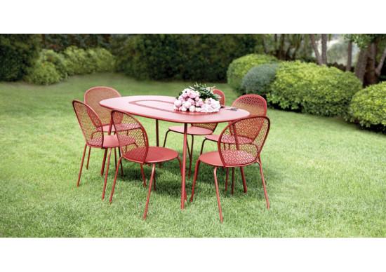 Table ovale LORETTE - FERMOB
