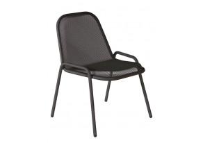 Chaise de jardin en acier GOLF EMU