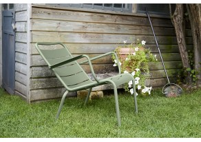 Fauteuil bas LUXEMBOURG -...